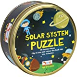 CocoMoco Kids Solar System Puzzle 30 Pcs Educational Toy - Space Puzzles for Kids Ages 2-6 Year Old Boys Girls, Return Gift J