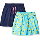 Spotted Zebra Girls 2-Pack Knit Twirl Scooter Skirts Scooter Skirt