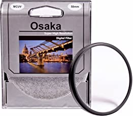 Osaka 58mm UV Filter for Canon EOS DSLR Camera