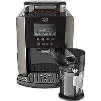 Krups EA819E Arabica Latte Quattro Force Kaffeevollautomat (1450 Watt, Wassertankkapazität: 1,7 Liter, Pumpendruck: 15…