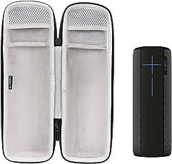 LTGEM EVA Hart Fall Reise Tragen Tasche für Ultimate Ears UE MEGABOOM Lautsprecher.Passt USB-Kabel und Wand Ladegerät.