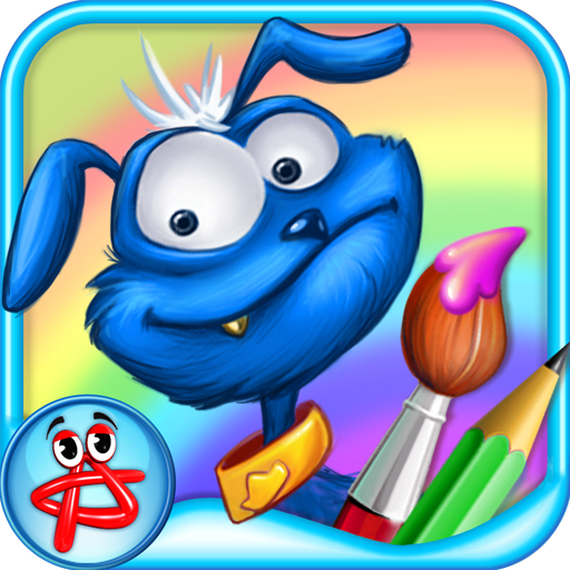 Evie & Ozzy: Coloring Book for kids -