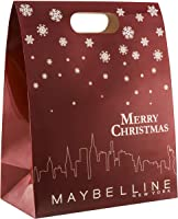 Maybelline New York Adventskalender, Do-It-Yourself, mit 24 Beauty Produkten, Tüten und Aufklebern zum Selbstbefüllen und Basteln 2018