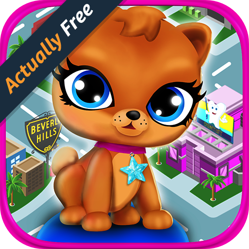 animal-celebrity-pet-city-hollywood-newborn-mommy-dog-pregnancy-virtual-free-game