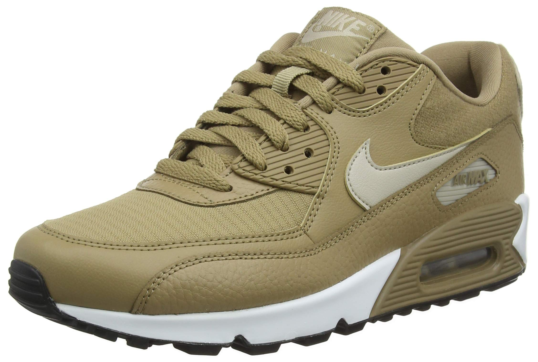 sports shoes 4aa94 4df6c Nike Women s WMNS Air Max 90 Prem Fitness Shoes Grey