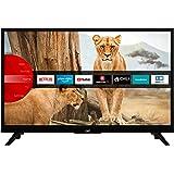 JVC LT-24VH5965 60 cm / 24 Zoll Fernseher (Smart TV inkl. Prime Video / Netflix / YouTube, HD-Ready, Bluetooth, Triple…
