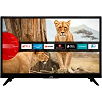 JVC LT-24VH5965 60 cm / 24 Zoll Fernseher (Smart TV inkl. Prime Video / Netflix / YouTube, HD-Ready, Bluetooth, Triple…