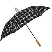 Fendo Kargil 23 Inch Straigh Auto Open Umbrella (Black)