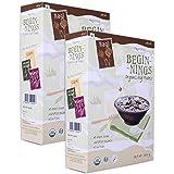 PRISTINE Beginnings Organic Breakfast Cereal (RAGI -PACK 2, 300G)