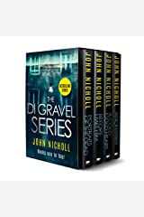 The DI Gravel Series: books 1 to 4 Kindle Edition