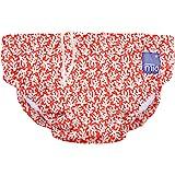 Bambino Mio SWPS COR Costumino Contenitivo Mutande Contenitive da Nuoto, 0 - 6 Mesi, Multicolore (Barriera Corallina)