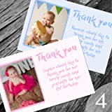 Personalised Children Birthday Thank You Cards (20)