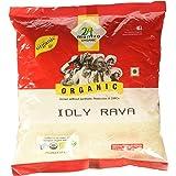 24 Mantra Organic Idly/Idli Rava, 500g