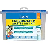 API Freshwater Master Test Kit 800+ count | Promotes Healthy Fish Aquarium