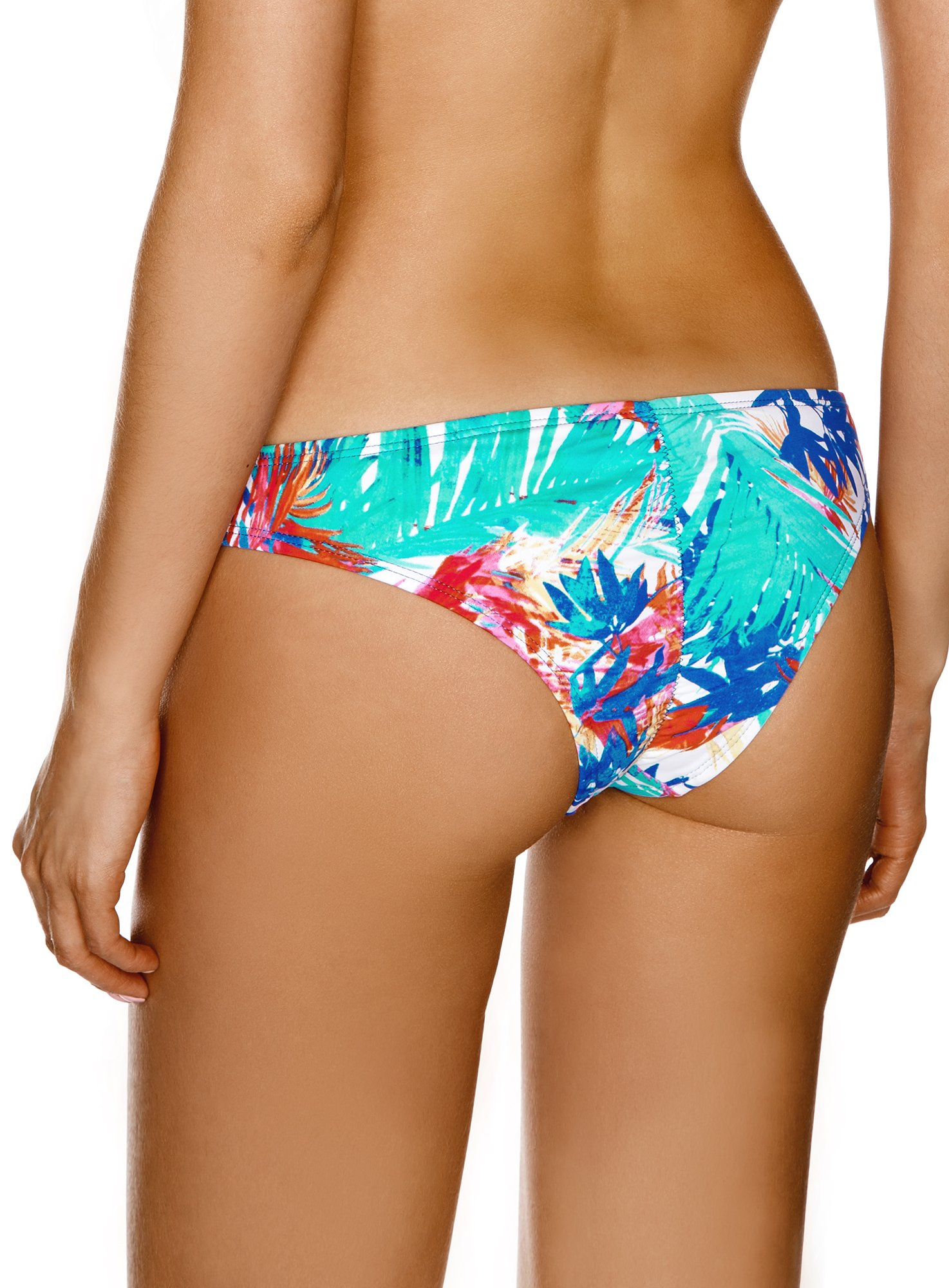oodji Ultra Donna Bikini Slip Stampa Estiva 2 spesavip