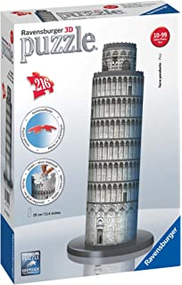 Puzzles & Geduldspiele Ravensburger 125142 Puzzle 3D Triumphbogen 216 Teile
