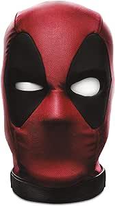 Hasbro Marvel Legends Deadpools Interaktiver Premium Kopf, Beweglich, Elektronische Sprachfunktion (nur in Englisch), App-optimiertes Sammlerobjekt für Erwachsene