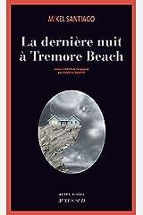 La dernière nuit à Tremore Beach (Actes noirs) (French Edition) Versión Kindle