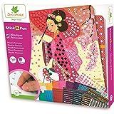 Sycomore - Stick & Fun - Princesses - CRE7002