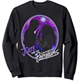 Julie And The Phantoms Circle Silhouette Logo Sweatshirt