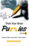 Train Your Brain Puzzles Book A