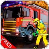 Simulador de camiones de bomberos de emergencia 911