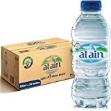 Al Ain Bottled Drinking Water - 330 ml (Pack of 24)