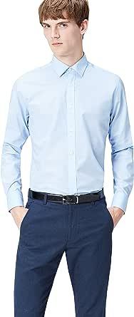 find. Men's Regular Fit Formal Long Sleeve Shirt