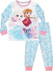 Disney Mädchen Die Eiskönigin Schlafanzug Frozen