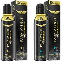 Park Avenue Regal Premium Perfume For Men, 150ml And Park Avenue Premium Perfume, Icon, 150ml