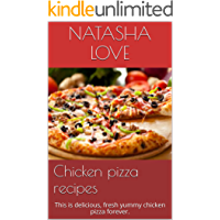 Chicken pizza recipes: This is delicious, fresh yummy chicken pizza forever.