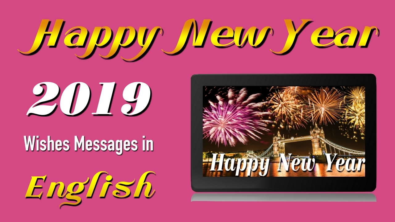 Happy New Year English 38