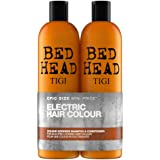 Tigi Bed Head Color Goddess Duo Pack per capelli colorati (shampoo 750ml e balsamo 750ml)