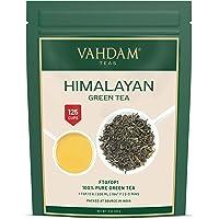 Foglie Di Tè Verde Da Himalayan, 255g (120+ tazze) | Il Thè Verde Disintossicante Per perdere peso | Ricco di…