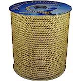Corderie Italiane 006044048 jute touw 4 mm 100 m