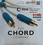Chord C-Line RCA Interconnessione (1 metro)