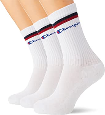Champion Men's Crew Socks x3