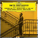 "Chostakovitch: Symphonies Nos. 6 & 7; Incidental Music to ""king Lear"""