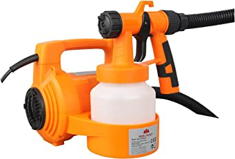 Bms Lifestyle 4In1 Portable Electric Paint Sprayer,Air Suction Function For Vacuum Bag Used For Cloth And Storage