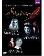 The Immaculate Works of Shakespeare - Vol. 1