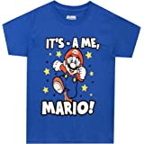 Super Mario Camiseta para Niños