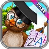 Aprender a escribir ABC y 123 : aprender a escribir el alfabeto y los...
