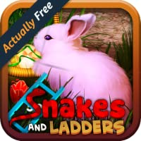 Snakes and Ladders: Egg Hunt