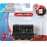 Thomas & Friends Plastic Adventures, Small Push Along Diesel Train Engine, FXX06, Multicolor