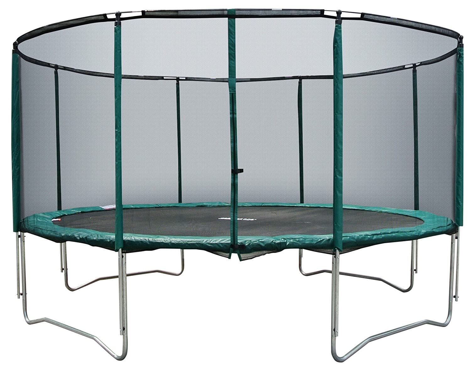 Cortez Premier 12ft Trampoline With Enclosure And Free Ladder:  Amazon.co.uk: Sports U0026 Outdoors