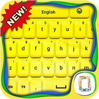 Gold Crystal GO Keyboard