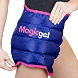 Hip Ice Pack Wrap - Reusable Cold Pack for Hip Bursitis, Hip Replacement Surgery and Hip Flexor Pain. Hip ice wrap for inflam