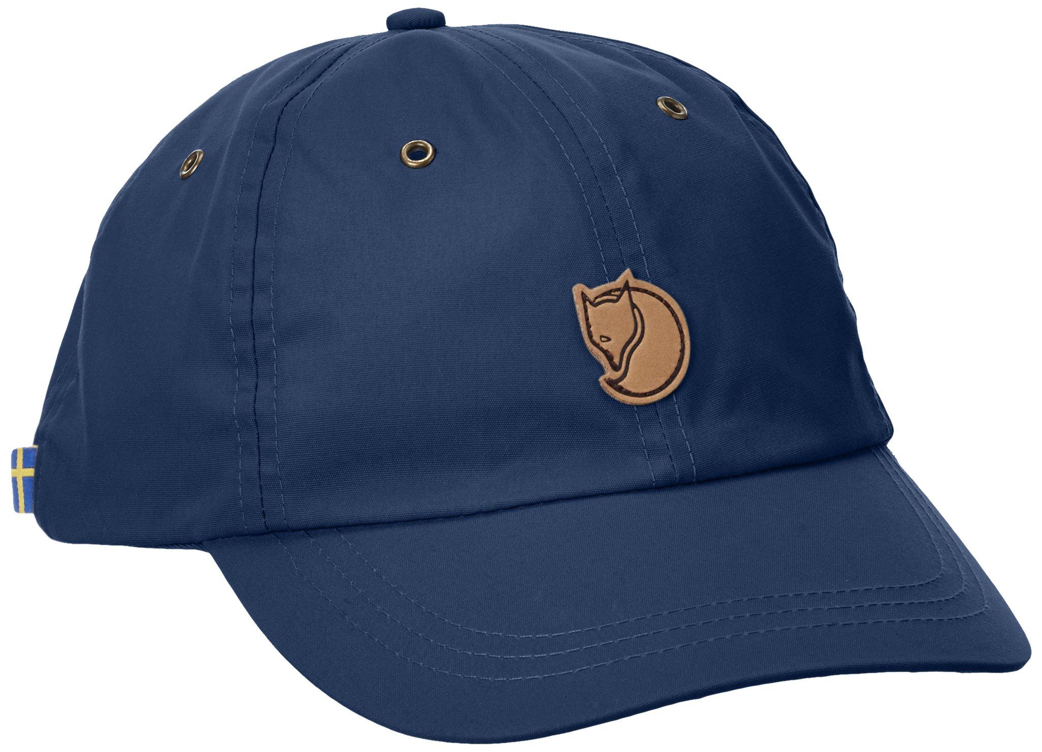 Fjällräven Helags, cappellino da adulto, Unisex, Kappe Helags Cap, Blu - Uncle blue, M