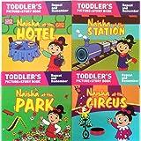 Naisha Series Set 2 (Set of 4 Books) (Toddler's Picture Storybook)