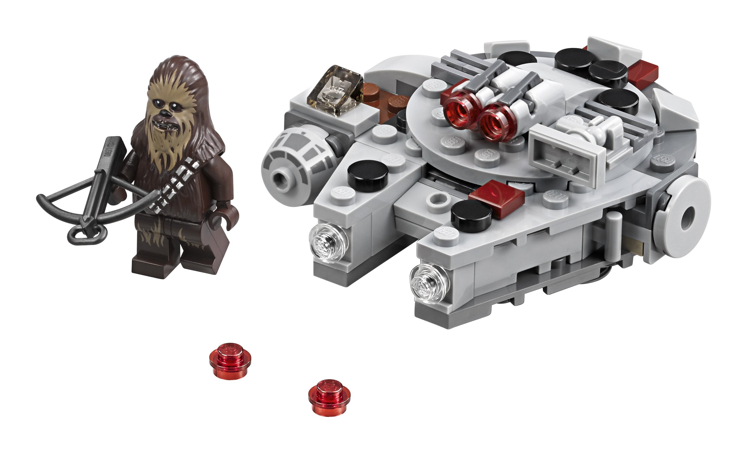 LEGO- Star Wars Microfighter Millennium Falcon, Multicolore, 75193 3 spesavip